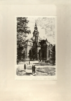 Kościół Garnizonowy [Dokument ikonograficzny]