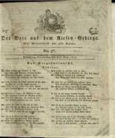 Der Bote aus dem Riesen-Gebirge : eine Wochenschrift für alle Stände, R. 1, 1813, nr 27