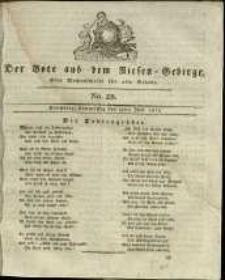 Der Bote aus dem Riesen-Gebirge : eine Wochenschrift für alle Stände, R. 1, 1813, nr 28