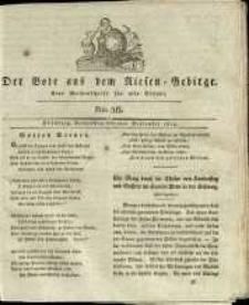 Der Bote aus dem Riesen-Gebirge : eine Wochenschrift für alle Stände, R. 1, 1813, nr 36
