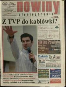 Nowiny Jeleniogórskie : tygodnik społeczny, R.52, 2009, nr 21 (2606)