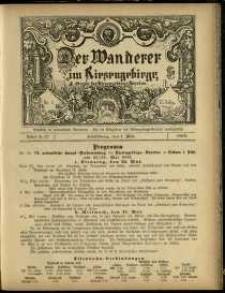 Der Wanderer im Riesengebirge, 1893, nr 127