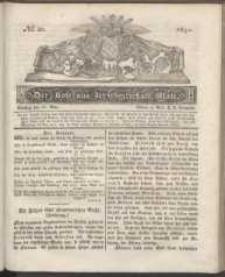 Der Bote aus der Grafschaft Glatz, 1831, nr 20