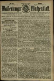 Waldenburger Wochenblatt, Jg. 45, 1899, nr 16