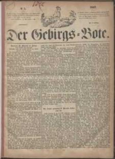 Der Gebirgsbote, 1867, nr 7
