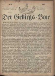 Der Gebirgsbote, 1867, nr 24