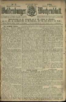 Waldenburger Wochenblatt, Jg. 47, 1901, nr 3