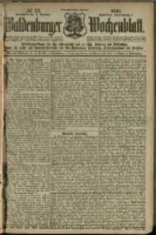 Waldenburger Wochenblatt, Jg. 47, 1901, nr 12