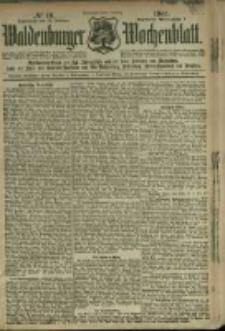 Waldenburger Wochenblatt, Jg. 47, 1901, nr 16