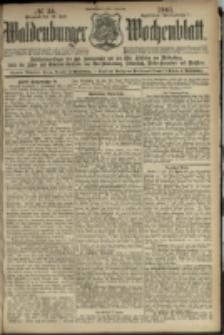 Waldenburger Wochenblatt, Jg. 47, 1901, nr 55