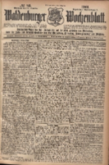 Waldenburger Wochenblatt, Jg. 47, 1901, nr 83
