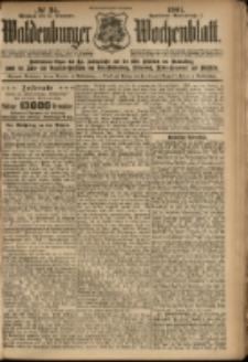 Waldenburger Wochenblatt, Jg. 47, 1901, nr 95