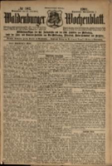Waldenburger Wochenblatt, Jg. 47, 1901, nr 102
