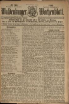 Waldenburger Wochenblatt, Jg. 47, 1901, nr 103