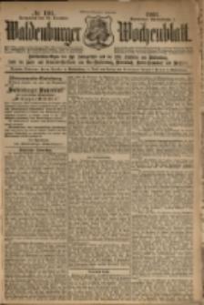 Waldenburger Wochenblatt, Jg. 47, 1901, nr 104
