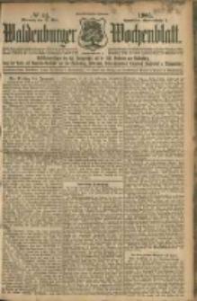 Waldenburger Wochenblatt, Jg. 51, 1905, nr 44