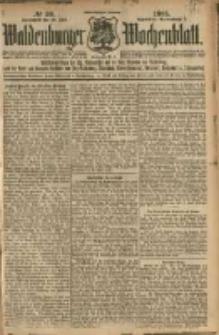 Waldenburger Wochenblatt, Jg. 51, 1905, nr 59