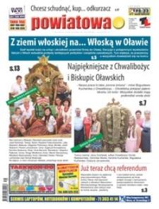 Gazeta Powiatowa - Wiadomości Oławskie, 2013, nr 35