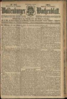Waldenburger Wochenblatt, Jg. 51, 1905, nr 102