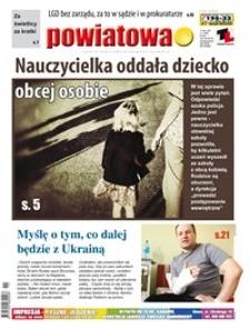Gazeta Powiatowa - Wiadomości Oławskie, 2014, nr 11