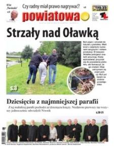Gazeta Powiatowa - Wiadomości Oławskie, 2014, nr 28