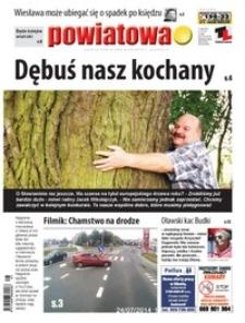 Gazeta Powiatowa - Wiadomości Oławskie, 2014, nr 31