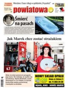 Gazeta Powiatowa - Wiadomości Oławskie, 2014, nr 33