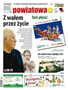 Gazeta Powiatowa - Wiadomości Oławskie, 2014, nr 52