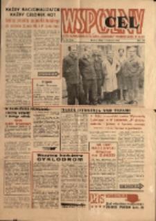 """Wspólny cel : Gazeta samorządu roboniczego """"Celwiskozy"""" - wychodzi 3 razy w m-cu , 1964, nr 15 (224)"""