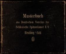 Musterbuch des Deutschen Vereins für Schlesische Spitzenkunst E.V.