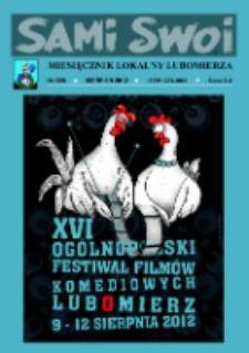 Sami Swoi : miesięcznik lokalny Lubomierza, 2012, nr 229 [Dokument elektroniczny]