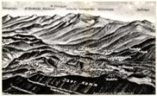Karkonosze - panorama [Dokument ikonograficzny]