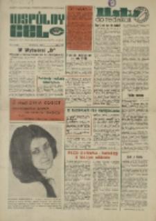 """Wspólny cel : Gazeta samorządu robotniczego """"Celwiskozy"""", 1971, nr 7 (454)"""