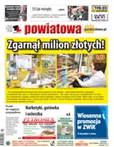 Gazeta Powiatowa - Wiadomości Oławskie, 2016, nr 7