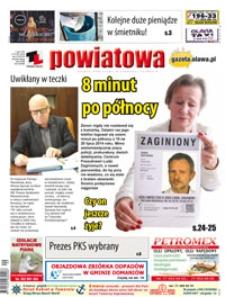 Gazeta Powiatowa - Wiadomości Oławskie, 2016, nr 9