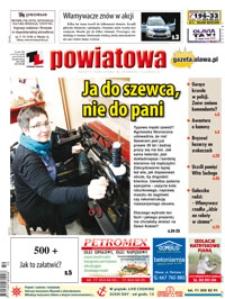 Gazeta Powiatowa - Wiadomości Oławskie, 2016, nr 10