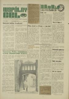 """Wspólny cel : Gazeta samorządu robotniczego """"Celwiskozy"""", 1971, nr 25 (472)"""