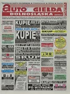 Auto Giełda Dolnośląska : regionalna gazeta ogłoszeniowa, 2004, nr 9 (1097) [23.01]