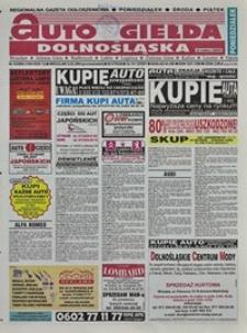Auto Giełda Dolnośląska : regionalna gazeta ogłoszeniowa, 2004, nr 16 (1104) [9.02]