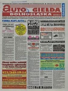 Auto Giełda Dolnośląska : regionalna gazeta ogłoszeniowa, 2004, nr 32 (1120) [17.03]
