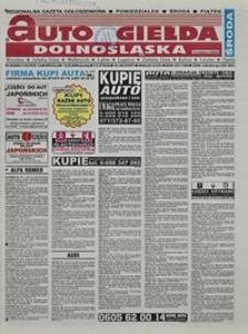 Auto Giełda Dolnośląska : regionalna gazeta ogłoszeniowa, 2004, nr 54 (1142) [12.05]