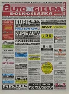 Auto Giełda Dolnośląska : regionalna gazeta ogłoszeniowa, 2004, nr 55 (1143) [14.05]