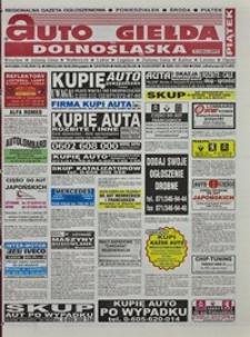 Auto Giełda Dolnośląska : regionalna gazeta ogłoszeniowa, 2004, nr 61 (1149) [28.05]