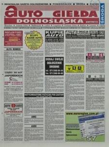 Auto Giełda Dolnośląska : regionalna gazeta ogłoszeniowa, 2004, nr 66 (1154) [9.06]