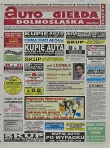 Auto Giełda Dolnośląska : regionalna gazeta ogłoszeniowa, 2004, nr 67 (1155) [11.06]