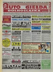 Auto Giełda Dolnośląska : regionalna gazeta ogłoszeniowa, 2004, nr 76 (1164) [2.07]