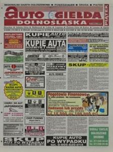 Auto Giełda Dolnośląska : regionalna gazeta ogłoszeniowa, 2004, nr 82 (1170) [16.07]