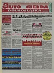 Auto Giełda Dolnośląska : regionalna gazeta ogłoszeniowa, 2004, nr 89 (1177) [2.08]