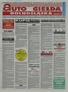 Auto Giełda Dolnośląska : regionalna gazeta ogłoszeniowa, 2004, nr 90 (1178) [4.08]