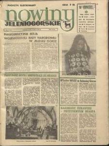 Nowiny Jeleniogórskie : magazyn ilustrowany, R. 18, 1975, nr 27 (895!)